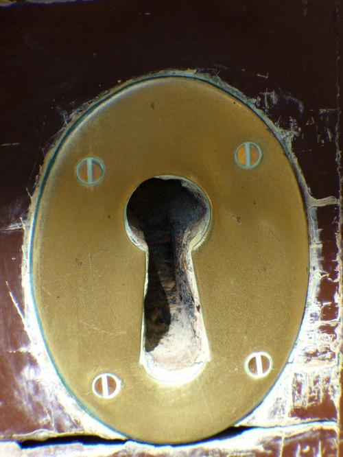 Octagon_house_lock